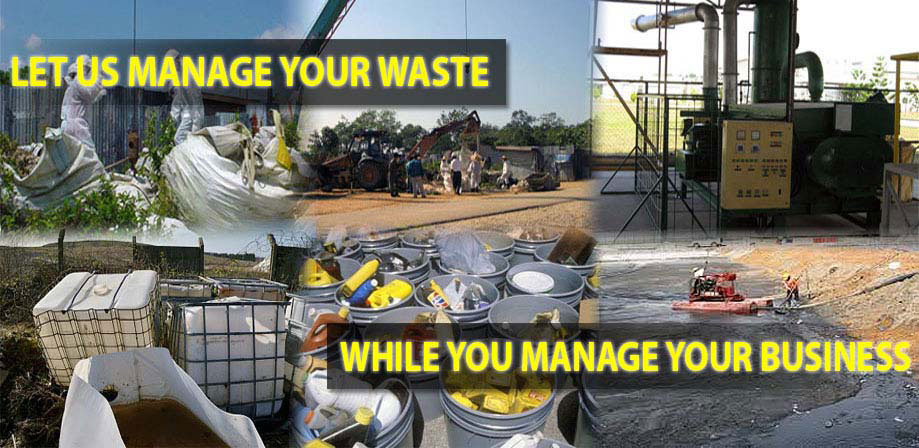 Let Us Manage Your Waste While You Manage Your Business